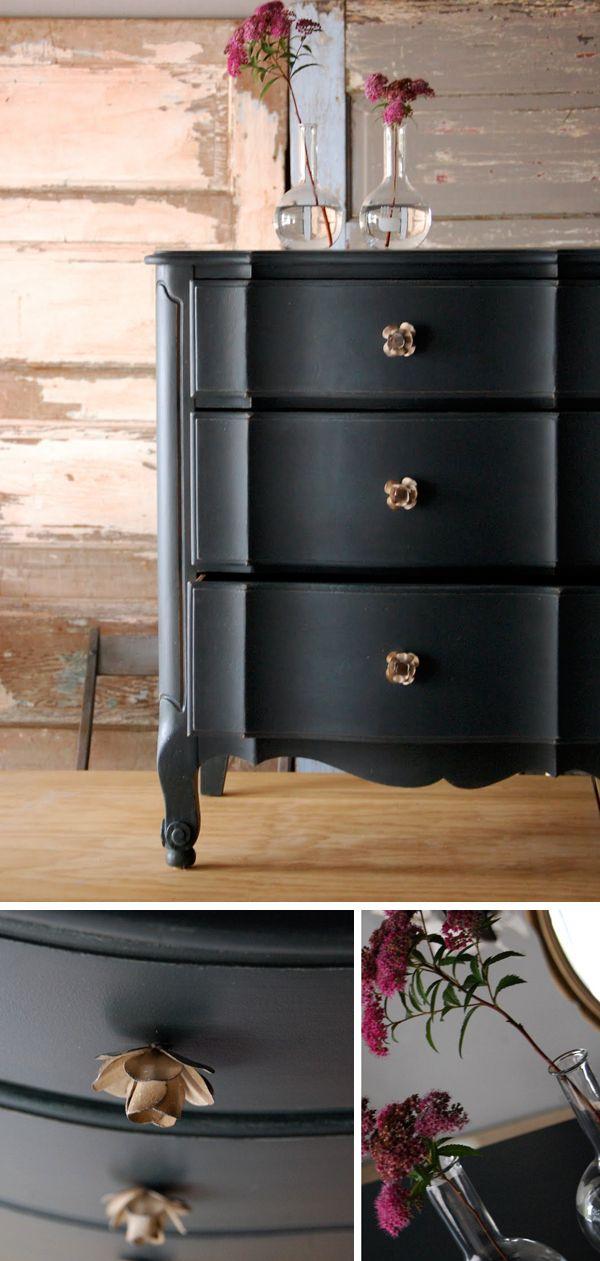 13 Best Black Painted Dresser Images On Pinterest