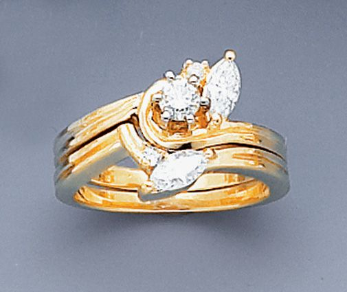 1970 S Wedding Ring Sets Gold 13mm Wide And With 0