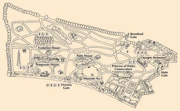 ragnali | Сады Кью (Royal Botanic Gardens, Kew)