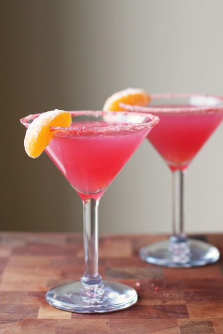 The Cranberry Cutie Mocktail from @janemaynard (twfd)