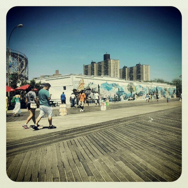 73 best images about coney island in full color on Aquarium in coney island