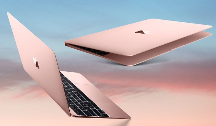 The *rose gold* 12-inch MacBook is on sale for under ...