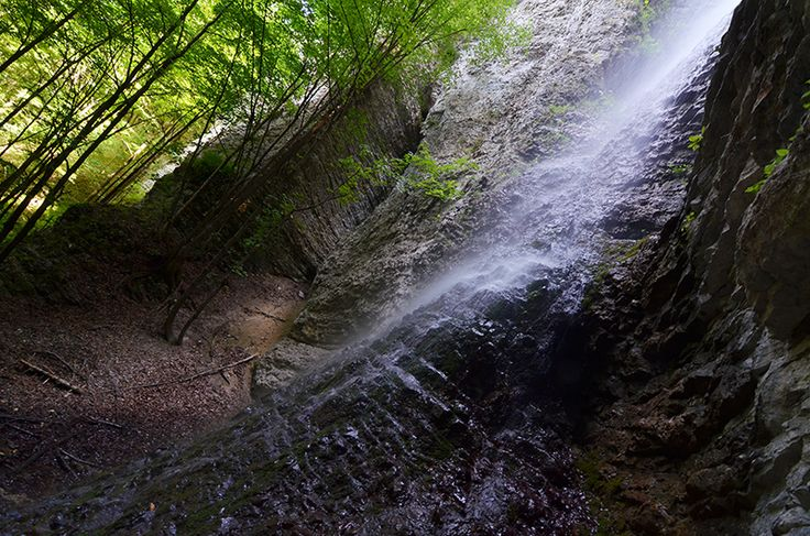 Brankovský vodopád. Krátky výlet vhodný aj do horúčav, chodník vedie lesom. Cca 45 minút k vodopádu, 25 minút nazad. Viac tuto vo výlete: http://www.podmevon.sk/vylet/bizdxpgmhj