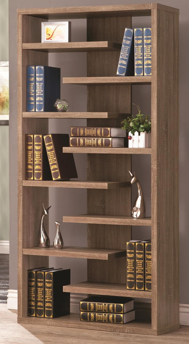 Design Display Bookshelf 79 best rustic wood retail fixtures images on pinterest cool bookcase floating shelves store unique displays love this book case
