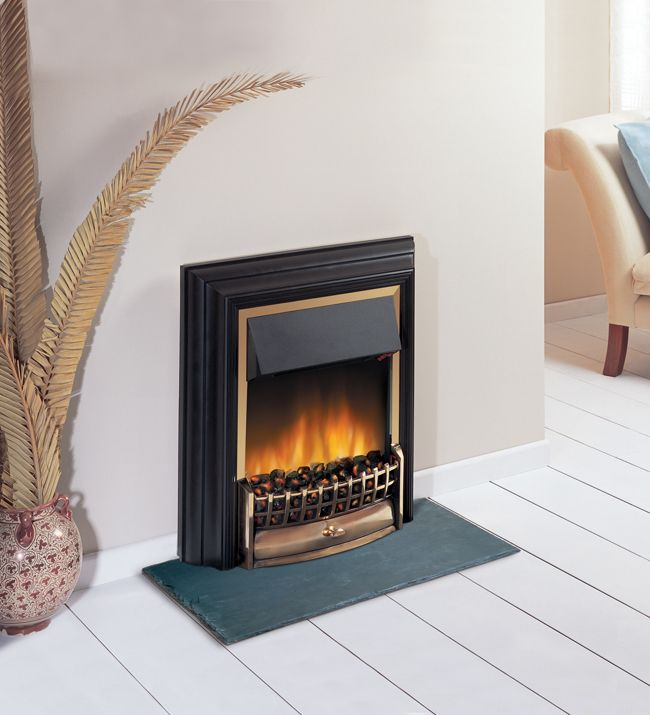 Electric Fires | Cheriton Freestanding Electric Fire From Dimplex | Direct Fireplaces