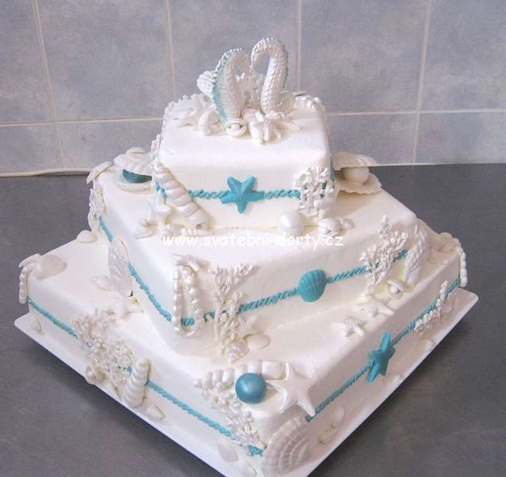 Svatební dorty » designové svatební dorty