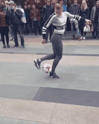 Soccer skills : interestingasfuck