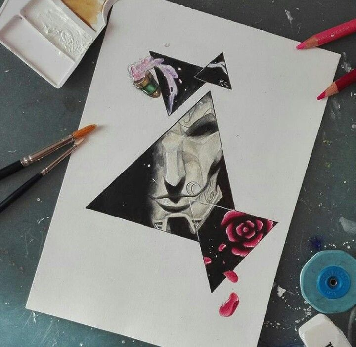 """""""in carnaged, i bloom like a flower in the dawn"""" #leagueoflegends #art #jhin #beautiful #artist #drawing #adc #roses #mask #lol #league  By me Instagram: @marta.louzeiro"""