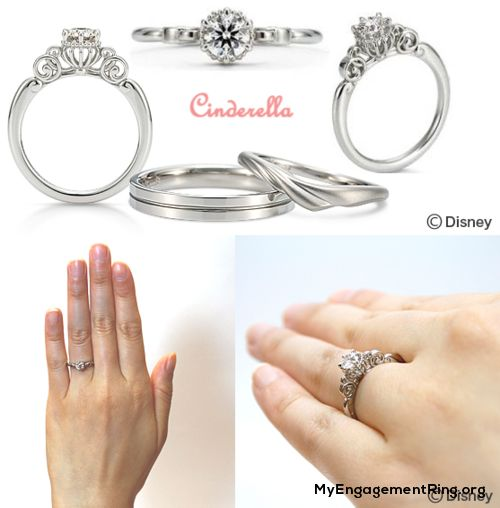 if only it wasnt a solitaire disney engagement ring my - Disney Wedding Ring