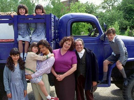 The Darling Buds of May - best TV series ever.