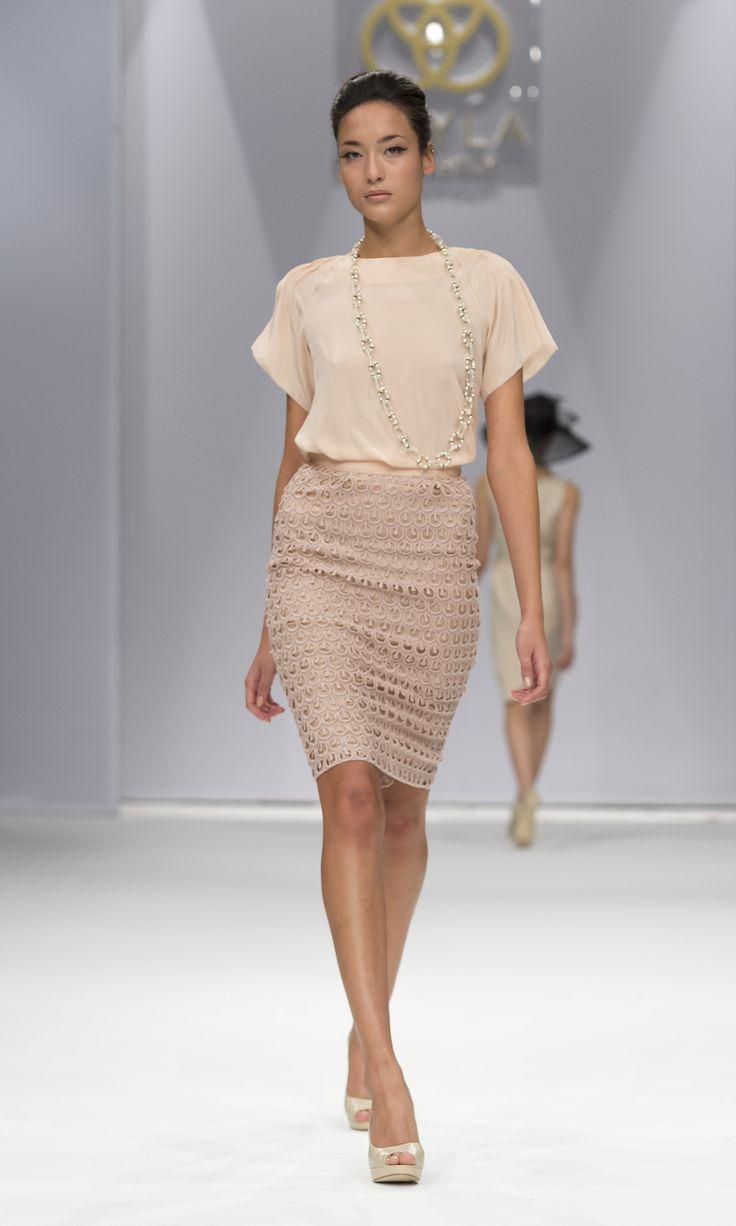 MAYLA Stockholm  Saskia Skirt and Irene Blouse