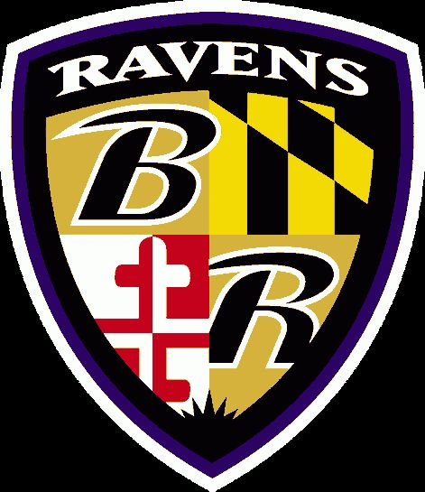 free sports stencils printableravens | The following Baltimore Ravens Logo Images (Vector, GIF, PNG) here: