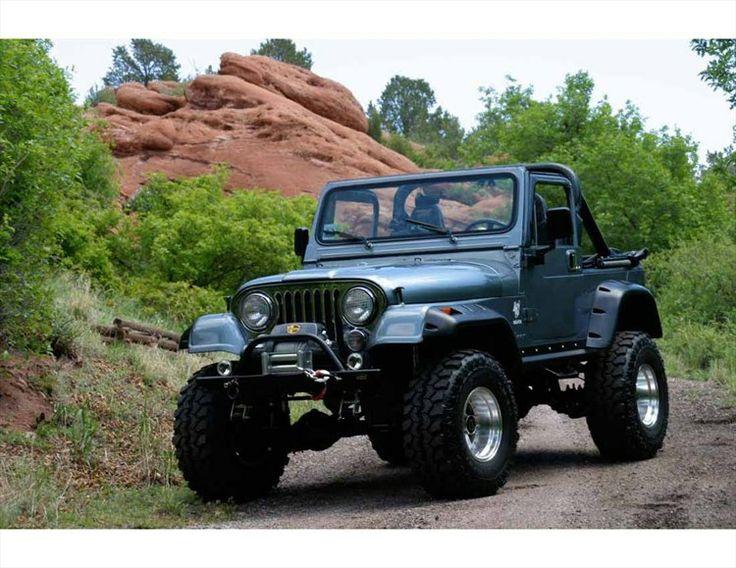 cj7 | ... Jeep CJ7 Colors http://www.cardomain.com/ride/3847648/1986-jeep-cj7