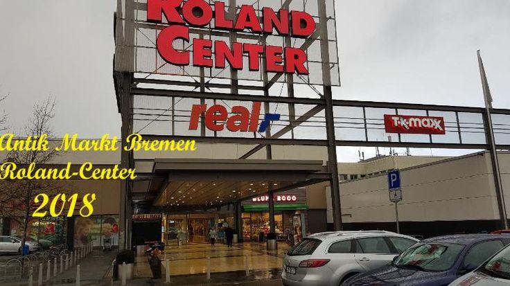 Antikmarkt Bremen im Roland-Center 2 Termine