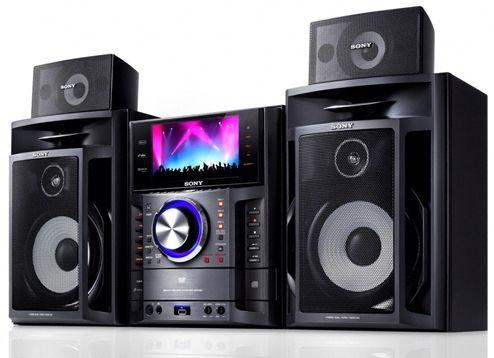 Sony MHC-GZR888DA Usb Mini Dvd Hi-Fi System |  Wotbay.com