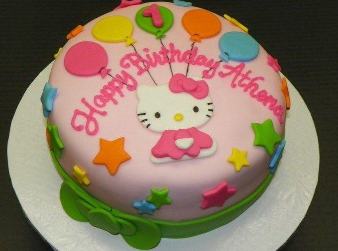 Resep Kue Tart Ulang Tahun Anak Perempuan Kue Hello Kitty Kue Kue Tart