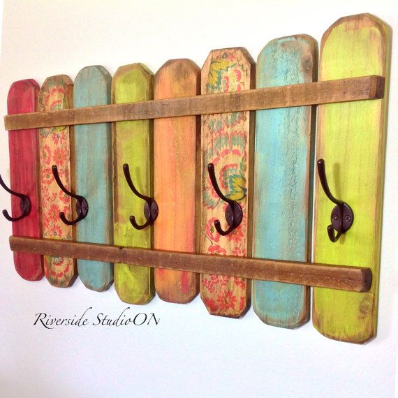 Hey, I found this really awesome Etsy listing at https://www.etsy.com/listing/234470166/rustic-home-decor-coat-rack-handmade