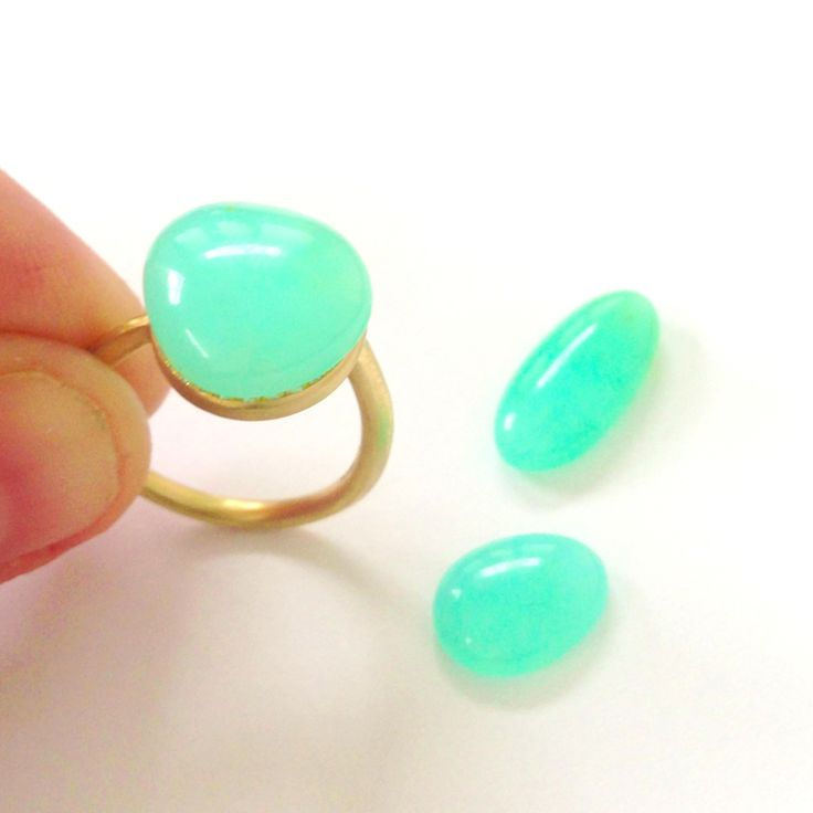 Soon to come, amazing Opal Balloon rings.