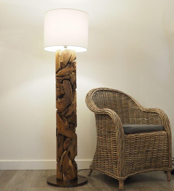 This impressive tubular floor lamp medium is