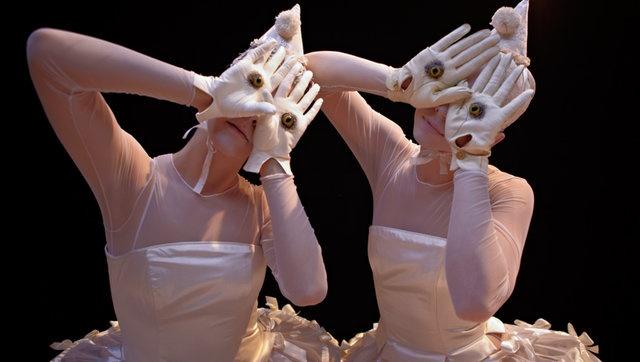 Requiem van Dance Company Theater Osnabrück en Nanine Linning op zon 29 april 2012 @ Rotterdamse Schouwburg