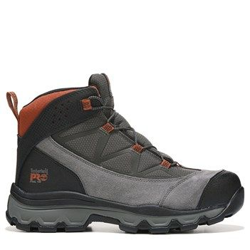 Men's Rockscape Mid Medium/Wide Steel Safety Toe Work Boot. Timberland  ProShoe ...
