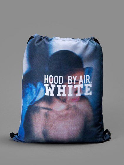 KEVIN AMATO X HOOD BY AIR X OFF WHITE DUVET AND TWO PILLOW CASES 228CM X 228CM