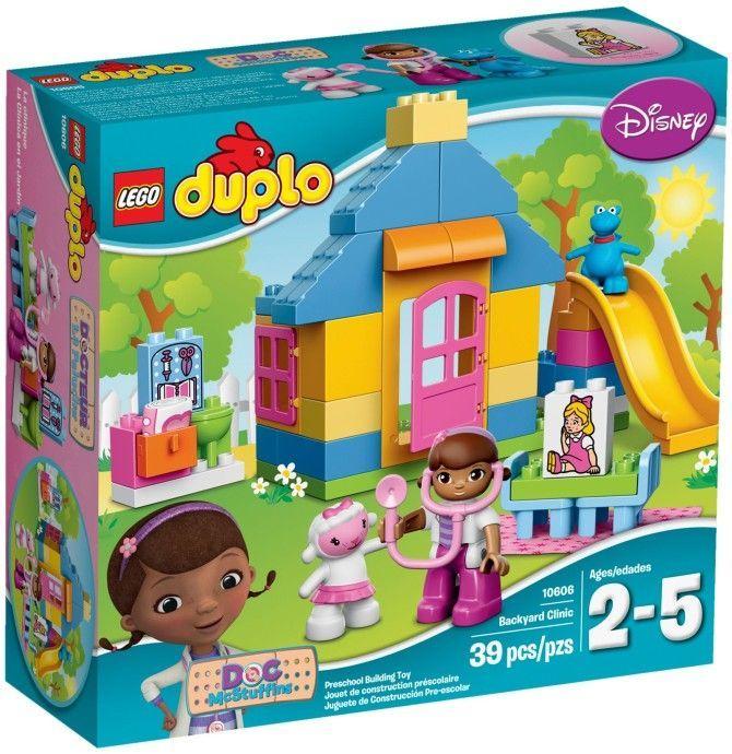 + Zvětšit foto LEGO 10606 DUPLO Doktorka Plyšáková: Ordinace