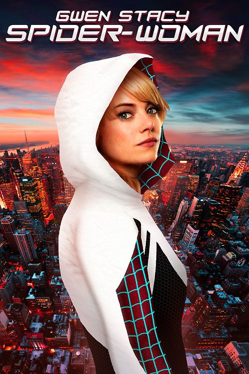 EMMA STONE May Be Interested in Playing SPIDER-GWEN for SONY and MARVEL - Page 2 of 2 - Comic Planet Culture For Life