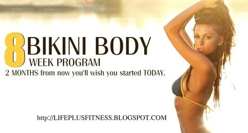 You can do it! 8 Week Fitness Program.: Week Program, Extra Fee, Bikinis Body, Workout Program, Work Outs, Workout Plans, Body Workout, Gym Membership, Fit Motivation
