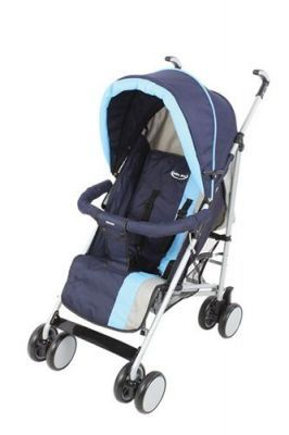 Baby Max Lotus Baston Bebek Arabası - Mavi