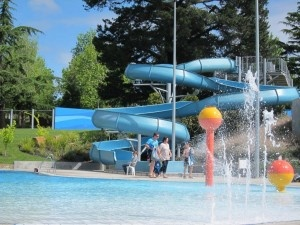 Launceston Aquatic Pool, Launceston, Tasmania