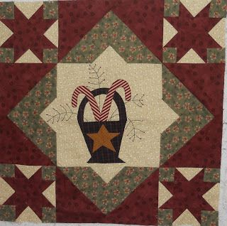 Log Cabin Quilter: Cheri quilts