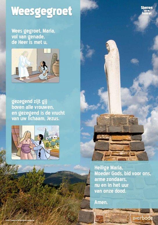 Posters 2e-3e graad-Sterren aan de hemel