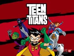 1 2 3 4 GO TEEN TITANS !!! :D