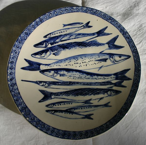 fish platters - 2013 Australian Craft Awards
