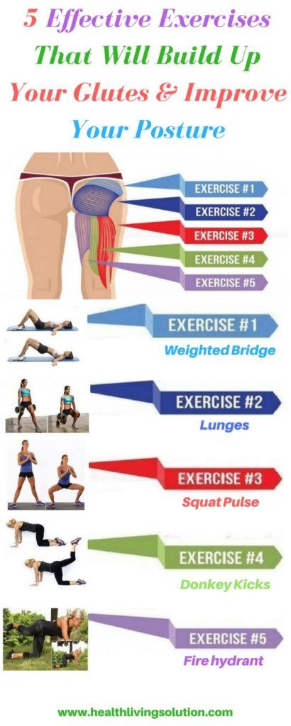 People who lead sedentary way of lives typically have problems with their glutes, as they can become atrophied and sore. These muscles really play an important function in enhancing the strength of the legs, support the pelvis, and support the spinal column.  Their fortifying will substantially enhance position and increase your body strength.  …