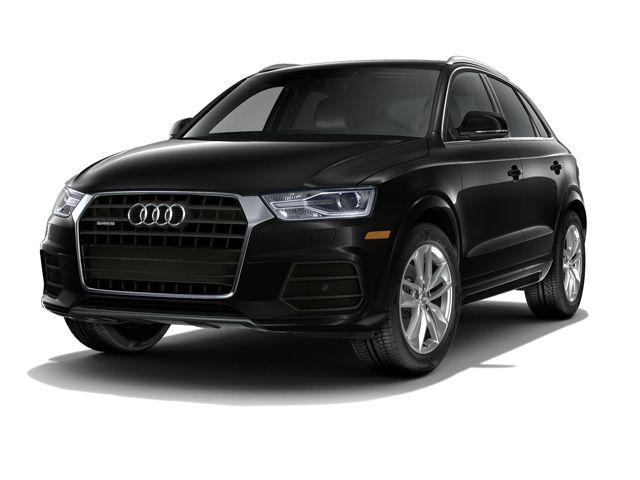2016- Audi- Q3