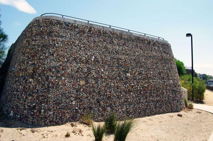 10 best images about hesco bastion  gabion type buildings on pinterest