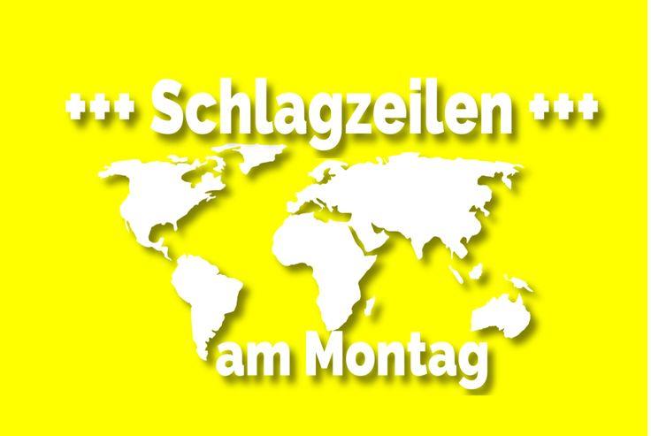 zuletzt aktualisiert um: 06:39 Uhr  Politik: Der Kindergeld-Flop: Berlin macht die Rechnung ohne die Brüsseler Krake Wahlkampfauftakt in NRW: Schulz will den Doppelsieg für die SPD Missverständnis: Plant Frauke Petry den Rückzug aus weiter lesen