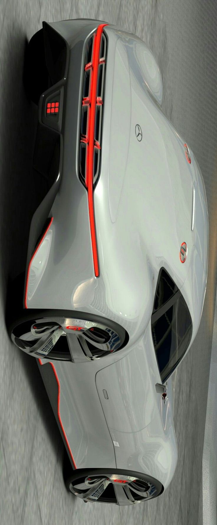 Mercedes-Benz AMG Vision Gran Turismo by Levon