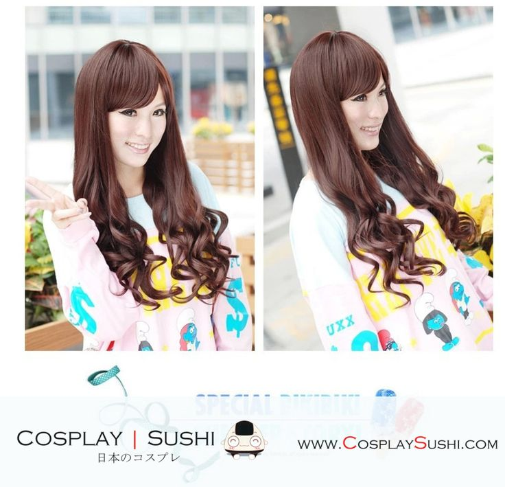 Grab our NEW Ji-Su Long Hair Wig! SHOP NOW ► http://bit.ly/1jC1Uok Follow Cosplay Sushi for more cosplay ideas! #cosplaysushi #cosplay #anime #otaku #cool #cosplayer #cute #kawaii #Long #hair #hairstyle #wig #cosplaywig #fahsion #deisgn #style #pretty