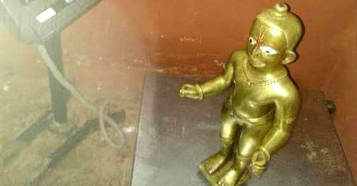 "The 500-year-old Lord Vishnu idol seized from Siliguri is worth Rs 45 Crore made of rare metal   In what could be called a significant recovery of antiques the Central Armed Police Force Sashastra Seema Bal (SSB) on Wednesday seized a 500-year-old idol of Lord Vishnu estimated worth Rs 45 crore from Siliguri. The Historical Department of North Bengal has confirmed the idol as Vaisnava icon. It is a rare metal sculpture of Gour/Netai.  The SSB today issued a press statement saying ""The idol…"