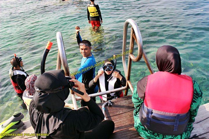 Snorkeling Di Pulau Seribu
