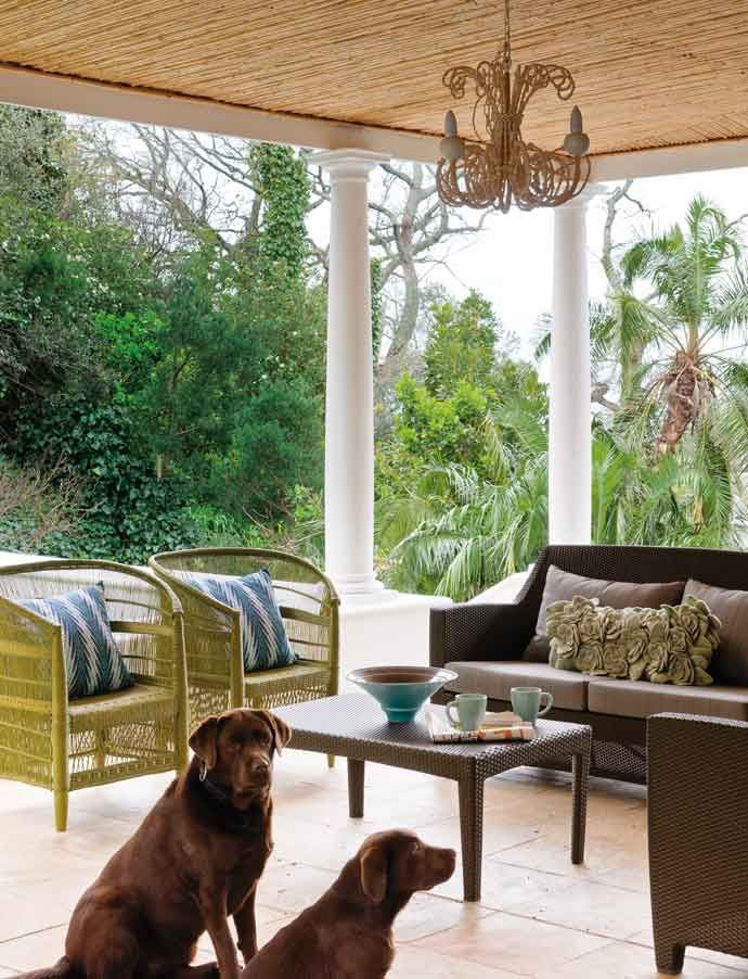 Higgovale Architect's Home   House and Leisure chairs