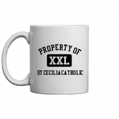 St Cecilia Catholic School - Houston, TX | Mugs & Accessories Start at $14.97