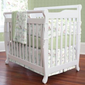Nature Inspired Crib Bedding