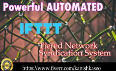 create Powerful Automated IFTTT Network Syndication System