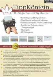 TippKönigin 5.5 - Der 10 Finger-System-Tipptrainer