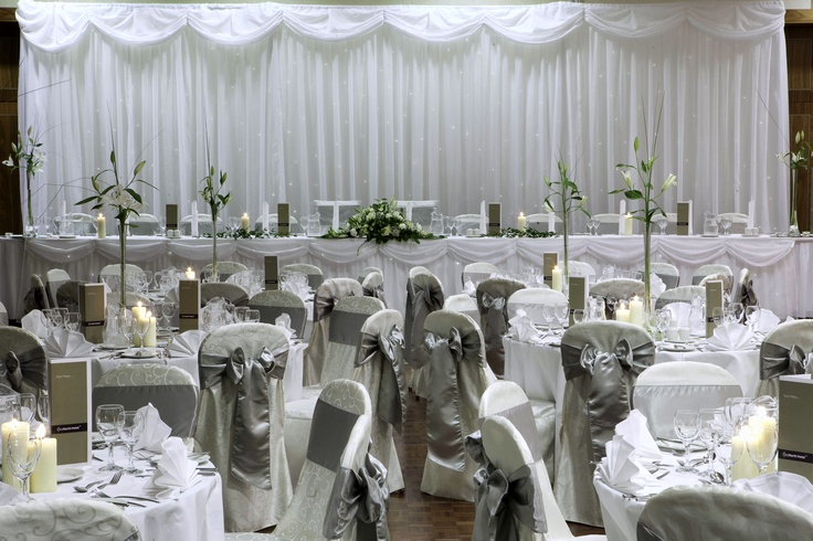 Our Somerville Suite - perfect for your wedding reception.