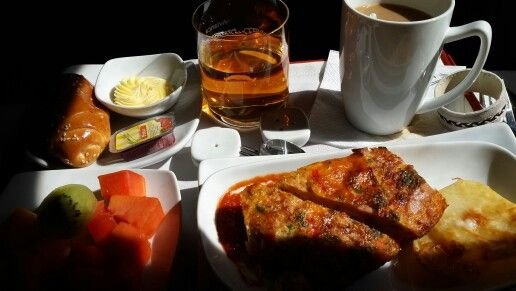 Breakfast - Avianca